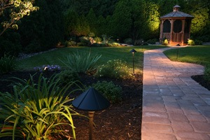 San Antonio Landscape Lighting